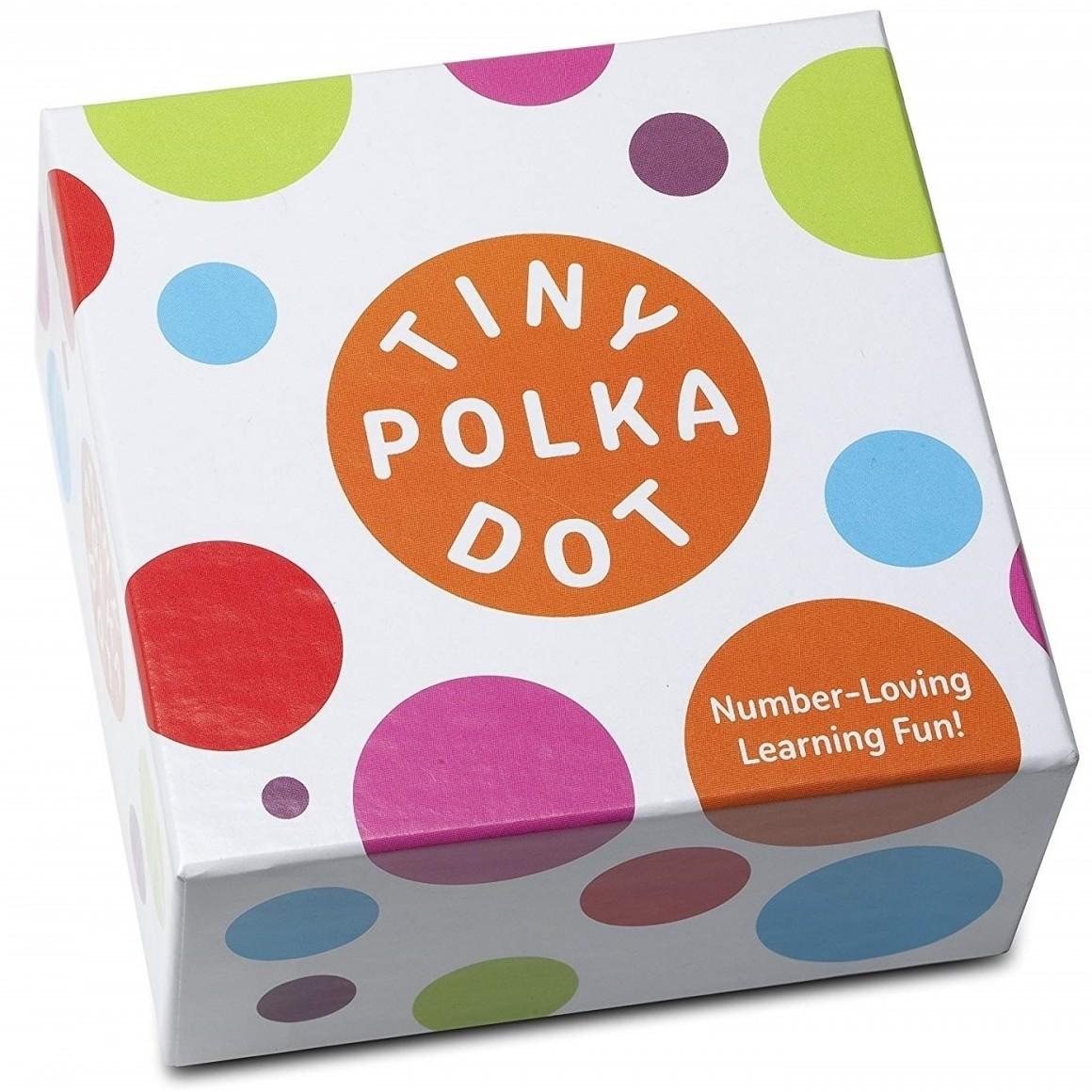 Tiny Polka Dot: Number-Loving Fun!