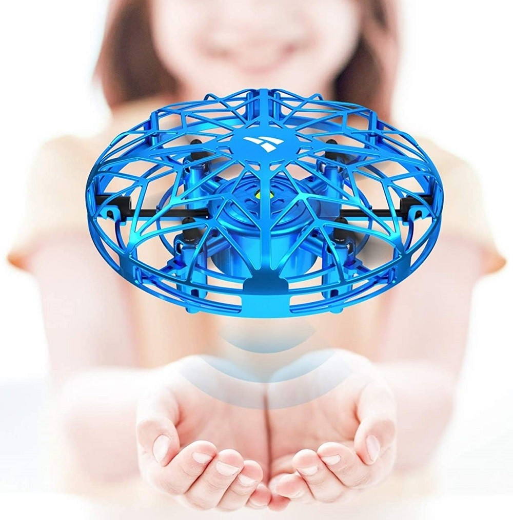 Hand Operated Mini UFO Drone | A Mighty Girl