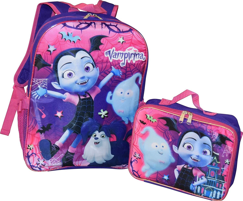 342a40fe42e Vampirina Backpack and Lunch Box Set