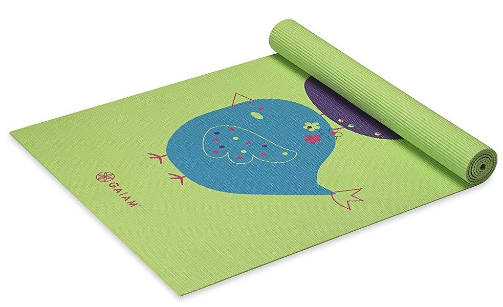 Child S Yoga Mat A Mighty Girl