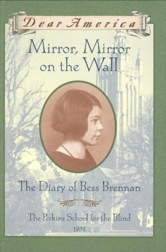 Girls wall mirror