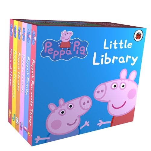 Peppa Pig Little Library A Mighty Girl