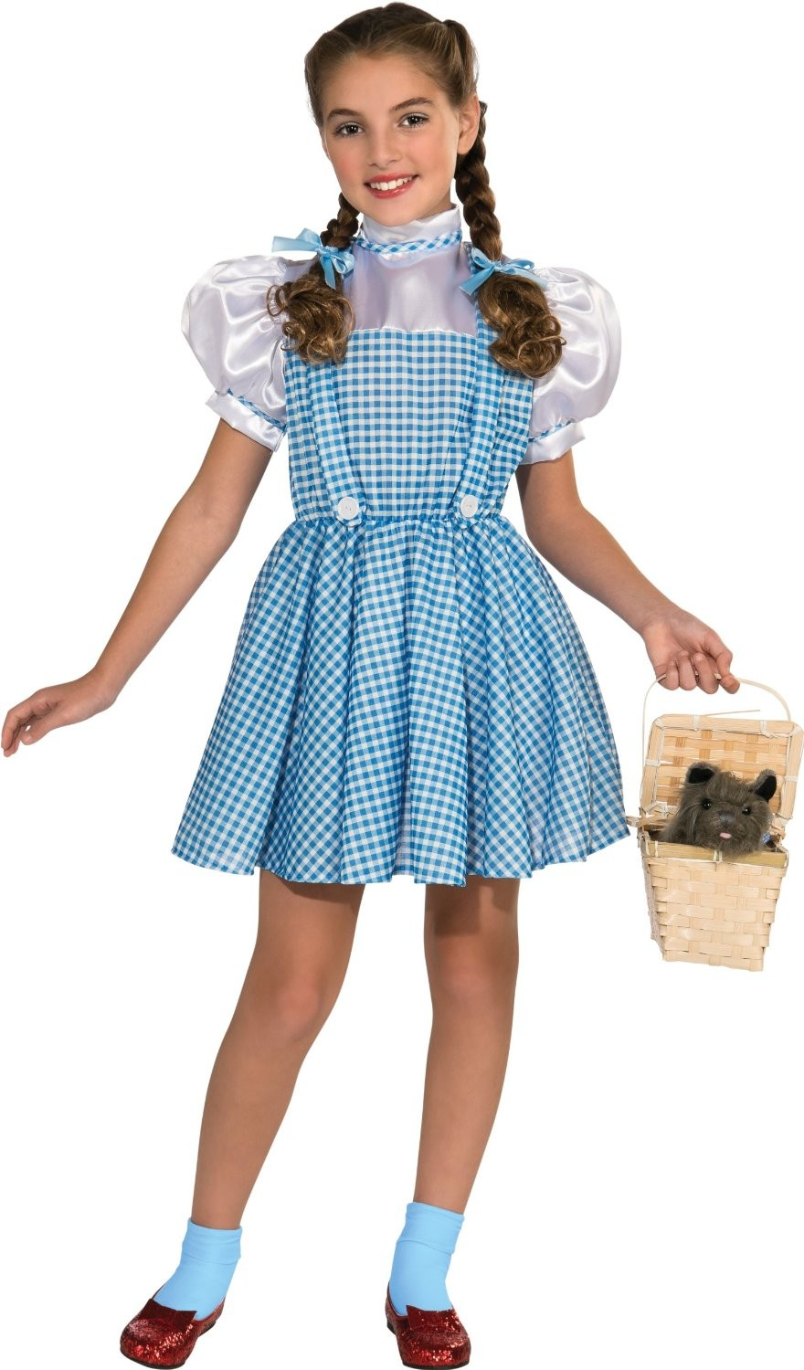 75th Anniversary Dorothy Costume  sc 1 st  A Mighty Girl & Halloween In Character: 50 Mighty Girl Costumes Based On TV Movie ...