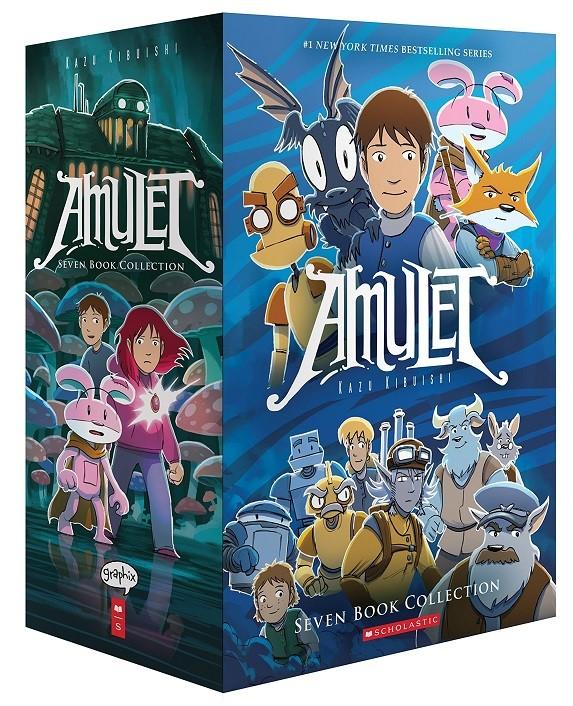 amulet box set