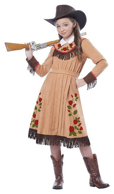 Annie Oakley Costume A Mighty Girl