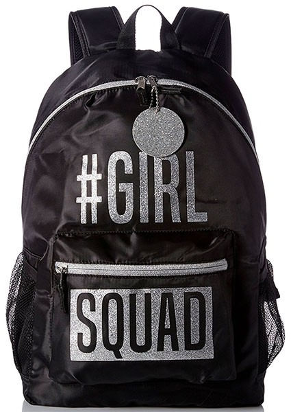 Science Print Backpack A Mighty Girl