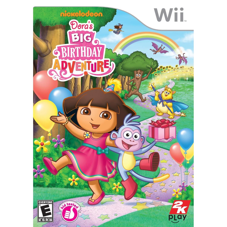 Dora the Explorer Doras Big Birthday Adventure A Mighty Girl