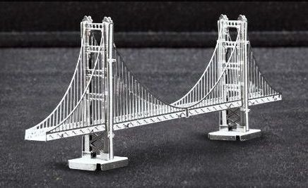 Golden Gate Bridge 3d Model A Mighty Girl