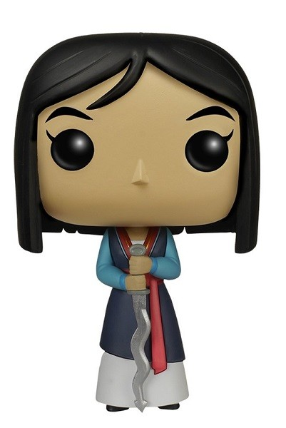 Funko Pop Mulan A Mighty Girl