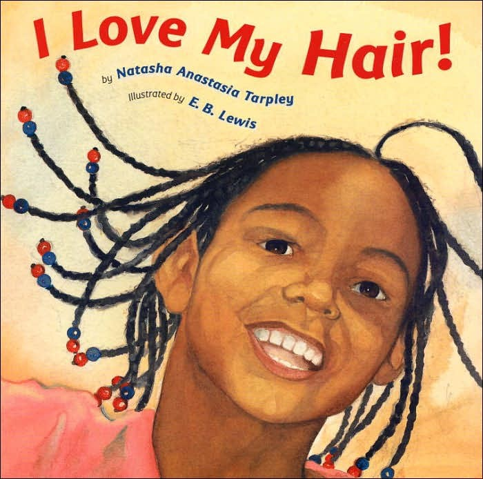 I Love My Hair: 16 Books About Mighty Girls and Their Hair | A ...