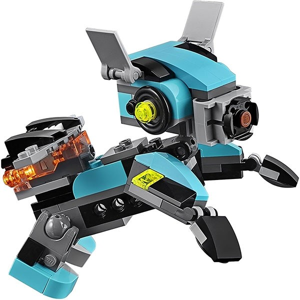 Lego Creator Robot Explorer Building Kit A Mighty Girl