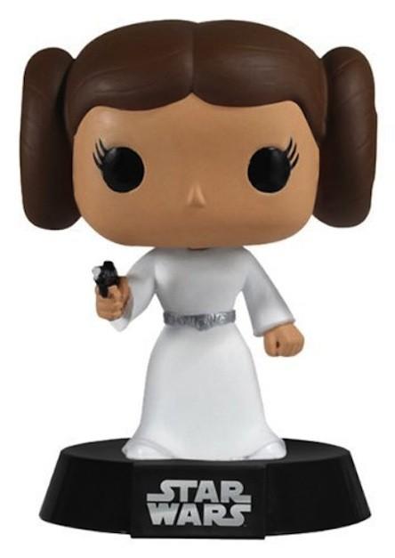 Princess Leia Star Wars Pop Bobblehead A Mighty Girl