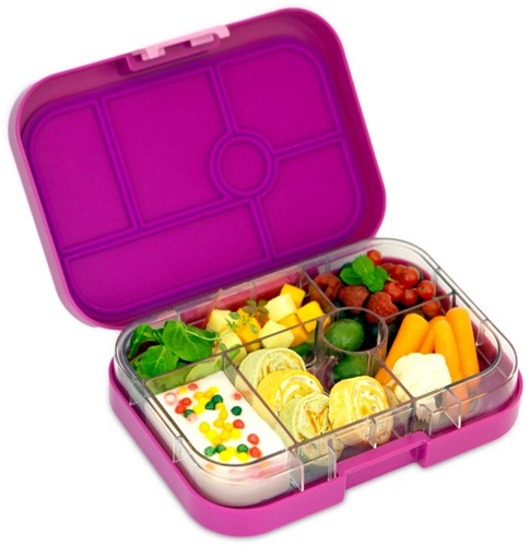 yumbox leakproof bento box a mighty girl. Black Bedroom Furniture Sets. Home Design Ideas
