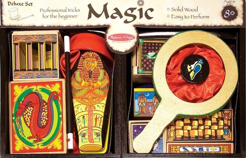 Deluxe Magic Set A Mighty Girl