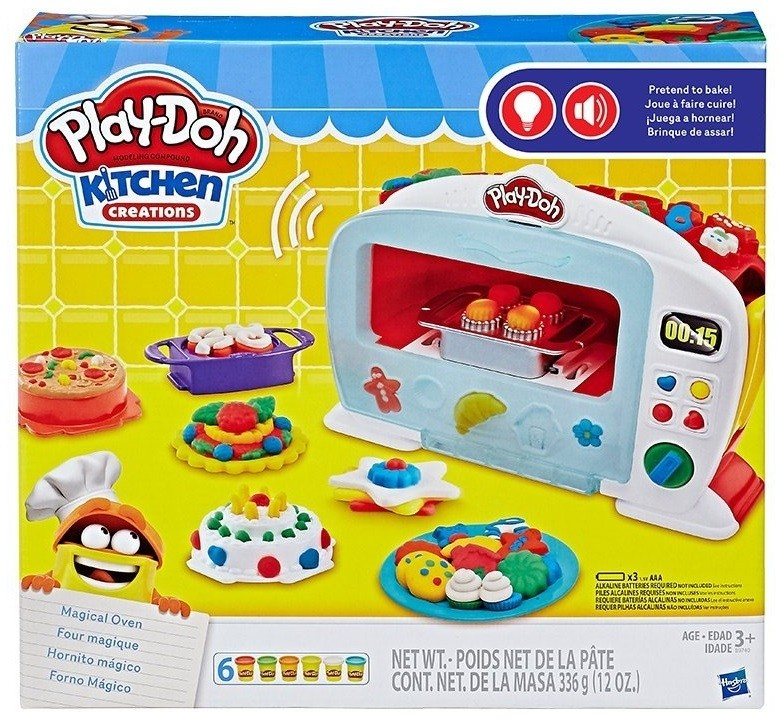 Play Doh Kitchen Creations Magical Oven A Mighty Girl