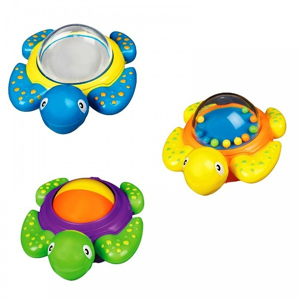 Turtles Bath Toy A Mighty Girl