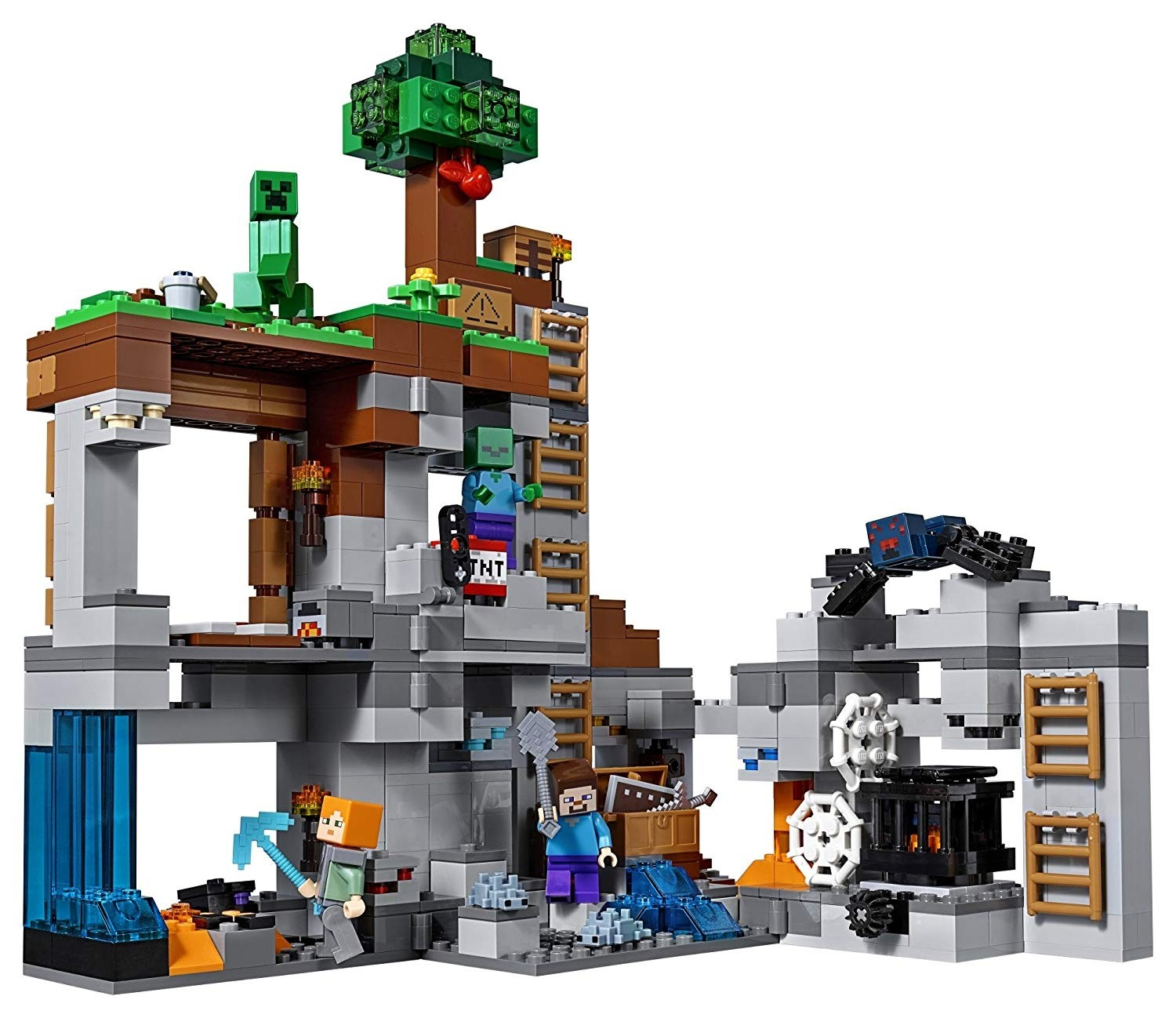 LEGO Minecraft The Bedrock Adventures   A Mighty Girl