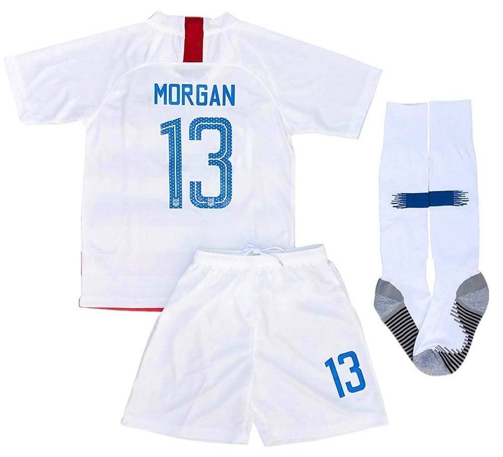 free shipping adf21 c1830 Alex Morgan Youth USWNT Uniform | A Mighty Girl