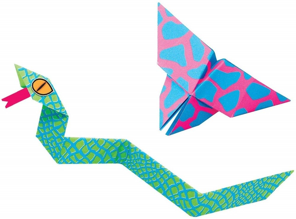 Easy origami for kids | BBC Good Food | 742x1000