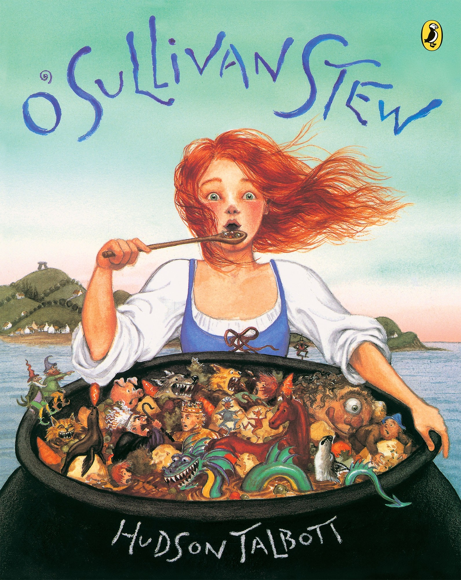 Top Children's Books Celebrating Irish Mighty Girls | A