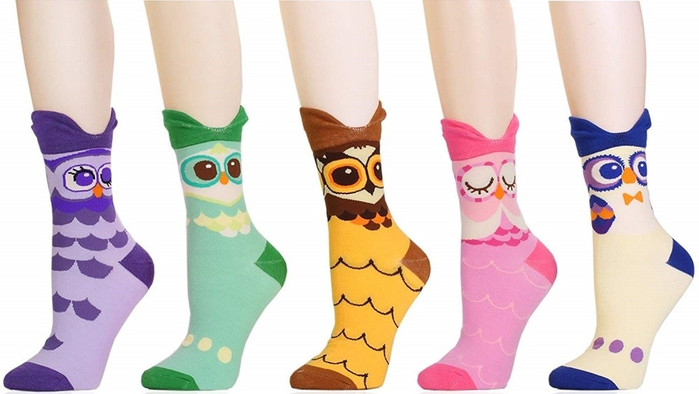 Bright Dinosaurs Silhouettes Crazy Socks Soft Breathable Casual Socks For Sports Athletic Running