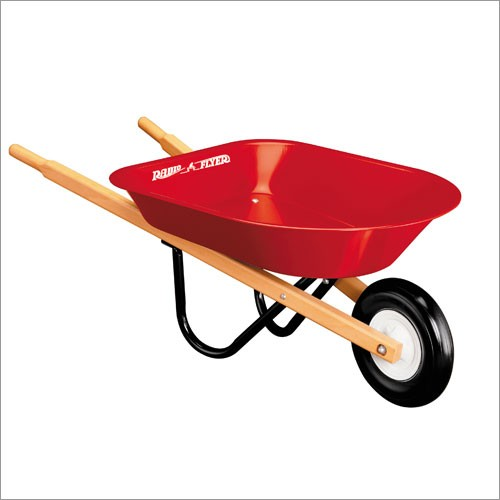 Wheelbarrow a mighty girl for Childrens gardening tools new zealand