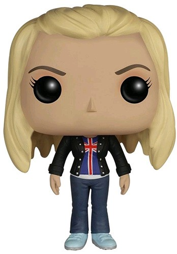 Funko Pop Rose Tyler Doctor Who A Mighty Girl