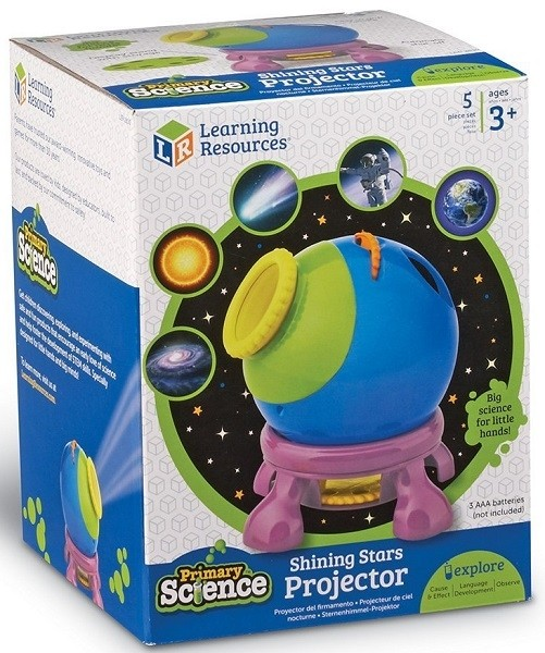 Primary Science Shining Star Projector