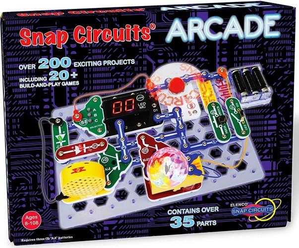 Snap Circuits Arcade A Mighty Girl
