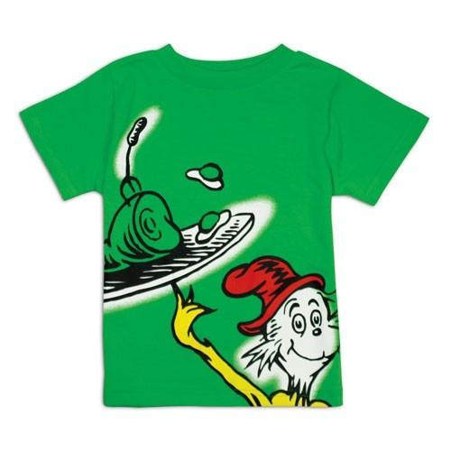 Dr. Seuss Themed T-Shirt | A Mighty Girl
