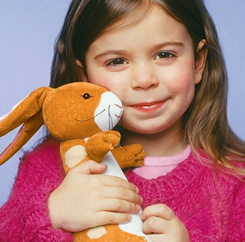 Velveteen Rabbit Soft Toy A Mighty Girl