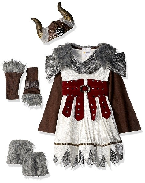 Viking Warrior Costume | A Mighty Girl
