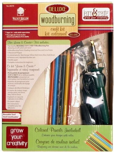 Wood Burning Kit   A Mighty Girl