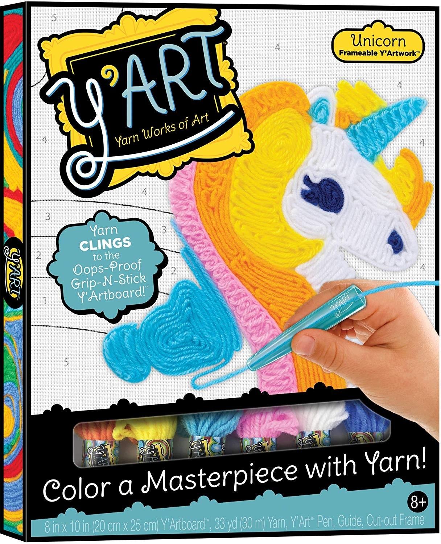 Felt Friends Craft Make Your Own Design Art Kit Easy Create Fun Felts Scene New