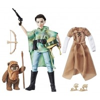 Star Wars: Forces of Destiny Leia on Endor Adventure Set