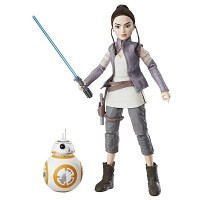 Star Wars: Forces of Destiny Rey and BB-8 Adventure Set