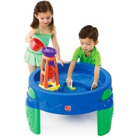 Water Wheel Activity Play Table