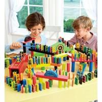255-Piece Domino Race Set