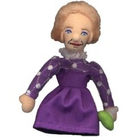 Marie Curie Finger Puppet & Magnet