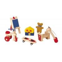 Dollhouse Toys Set