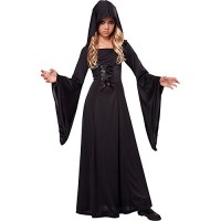 Hooded Witch Costume