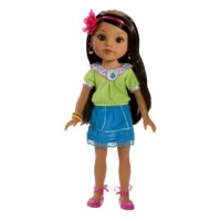 Consuelo from Mexico Doll
