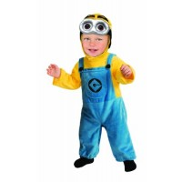 Despicable Me Minion Infant Romper