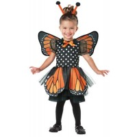 Infant / Toddler Monarch Butterfly Costume