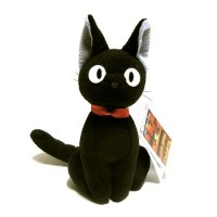 Jiji - Kiki's Delivery Service Plush Cat