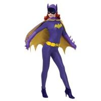 Women's Classic Batgirl Costume