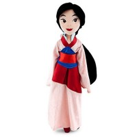 Mulan Deluxe Plush Figure