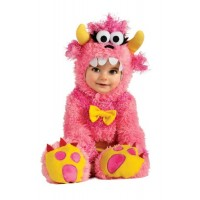 Baby Monster Romper