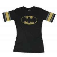 Batgirl Hockey Shirt