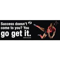 """Marva Collins """"Go Get It"""" Poster"""